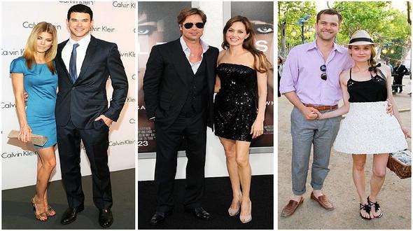Как одеваются супруги–звезды Голливуда?