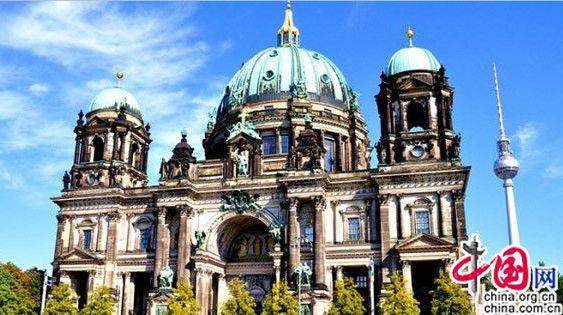 Фотопутешествие по Берлину