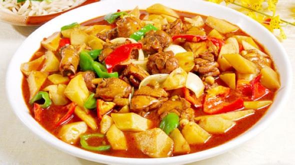 Аппетитные синьцзянские лакомства