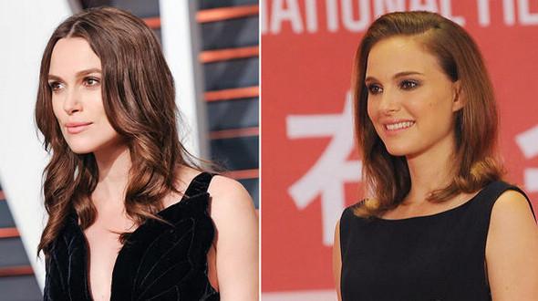 Фото: Голливудские звёзды, похожие друг на друга