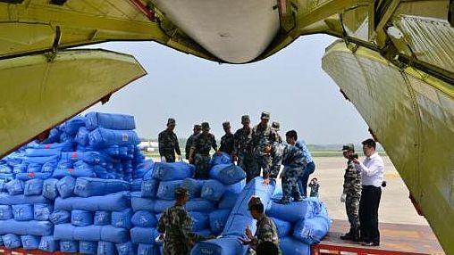 Китай готовится предоставить Непалу второй транш гуманитарной помощи