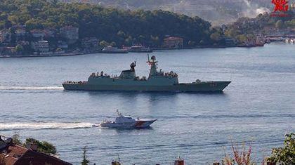 Станут ли постоянными китайско-российские военно-морские учения в Средиземном море?