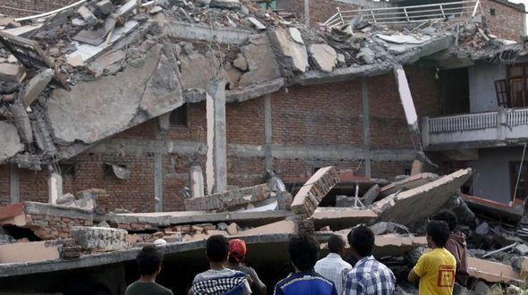 Новое землетрясение в Непале привело к гибели 61 человека