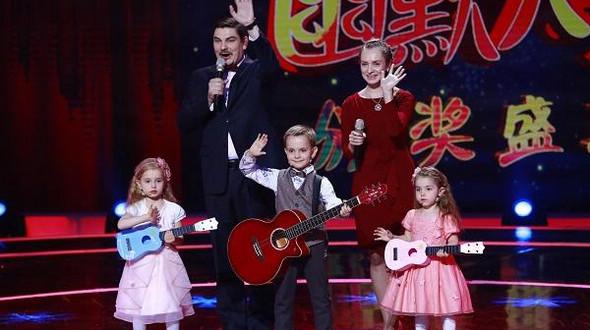 Русский шестилетний вундеркинд стал звездой в Китае