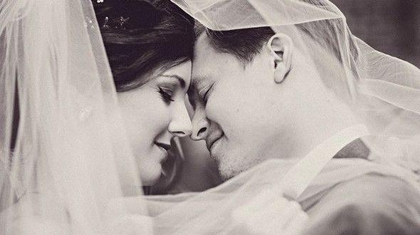 Самые романтические свадебные фотографии