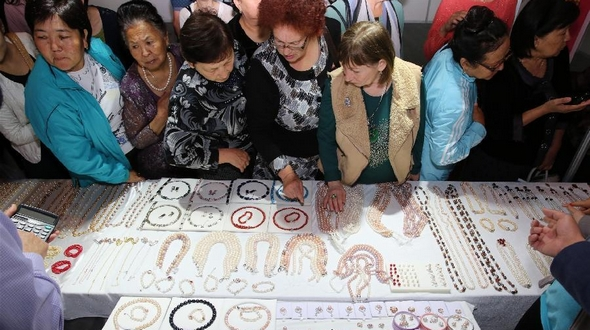 В Бишкеке проходит первая выставка товаров провинции Чжэцзян
