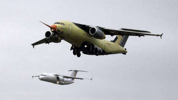 Будут ли украинские самолеты производиться в Китае?