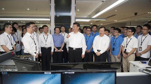 Си Цзиньпин проинспектировал провинцию Чжэцзян