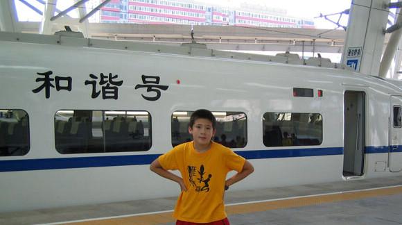 Сун Юэшу: Китай моими глазами
