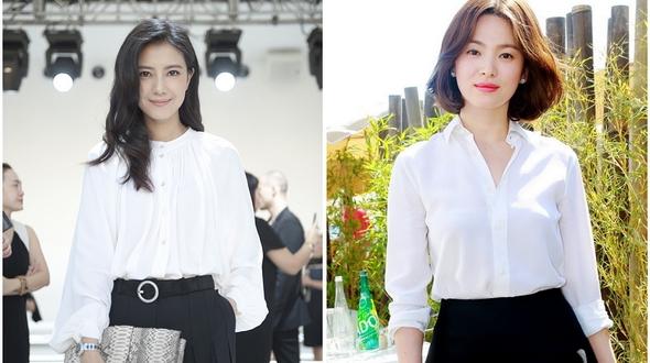 Безошибочное сочетание в одежде: черный и белый