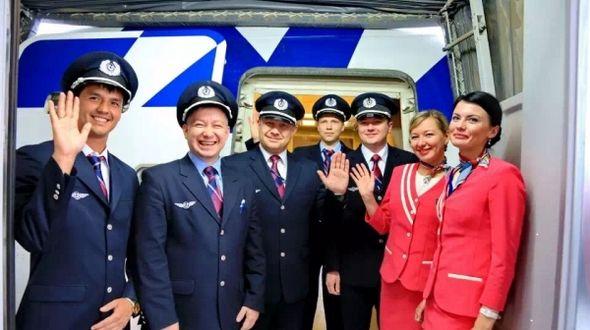 Запущены прямые пассажирские рейсы из Цзянсу в Россию