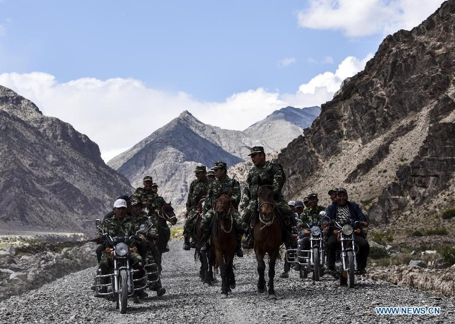 В рамках ШОС впервые началась совместная правоохранительная операция пограничных ведомств Китая и Кыргызстана