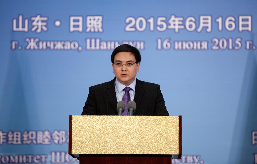 Заместитель директора «Назарбаев центра» г-н Шаймергенов: благодаря этому форуму мы увидели развитие Жичжао и потенциал двухстороннего сотрудничества