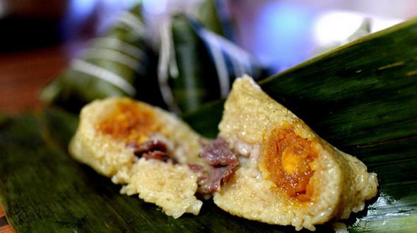 Почувствовать Праздник Дуаньу со вкусом «цзунцзы»
