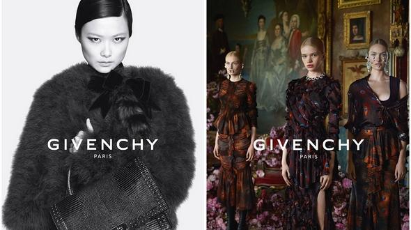 Китайская звезда Ли Юйчунь снялась в фотосессии для Givenchy и оказалась среди новых лиц бренда