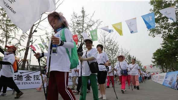 3800 жителей Пекина приняли участие в празднике укрепления здоровья в рамках поддержки заявки на проведение Зимней Олимпиады