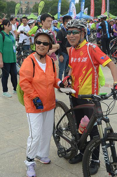 27 июня в столичном уезде Яньцин состоялся 5-й международный велопробег. В мероприятии приняли участие около 5000 велосипедистов-любителей и группа радиослушателей Пекинской радиостанции.