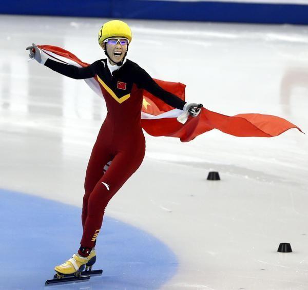 Чемпионка мира по шорт-треку: ?Зимние Олимпийские игры раскроют потенциал Пекина?