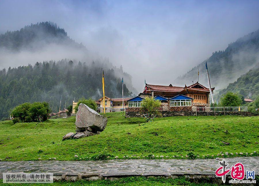 Дагубиншань – сказочный земной рай