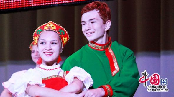 Замечательные выступления российской молодежи оставили приятные впечатления у китайских гостей