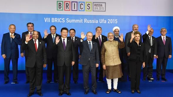 Си Цзиньпин присутствовал на совместном заседании БРИКС, ШОС и ЕАЭС
