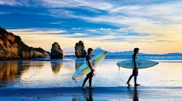 Прекрасная Новая Зеландия – место, откуда не хочется уезжать!