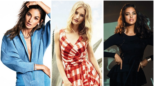 Топ-10 самых сексуальных моделей 2015 года по версии журнала W