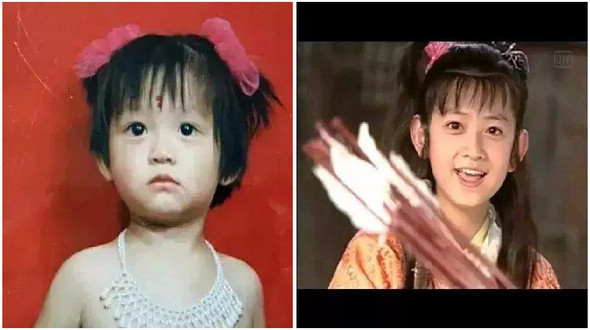 Телесериал «Хуа Цяньгу» - актер Ма Кэ в детстве