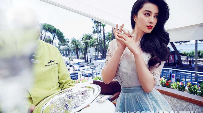 Модные блокбастеры известной звезды Фань Бинбин