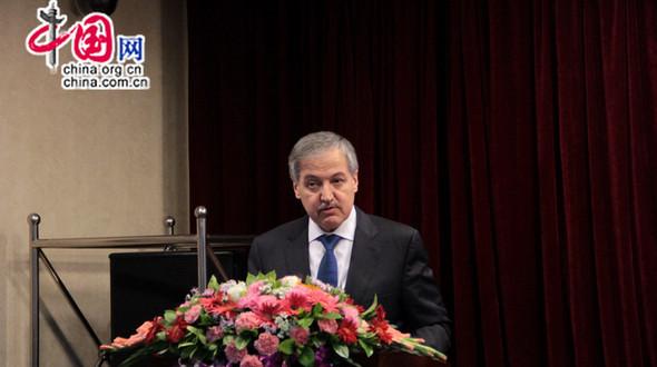 Министр иностранных дел Таджикистана Сироджидин Аслов: Китай и Таджикистан придают сотрудничеству в гуманитарной сфере особо важное значение