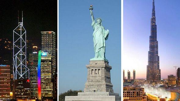 Топ-10 туристических направлений в мире