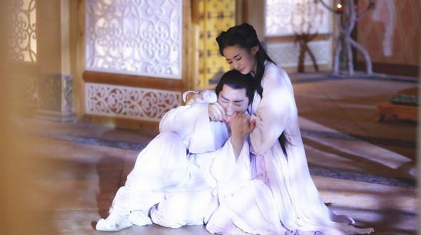 Новейшие кадры из телесериала «Хуа Цяньгу»