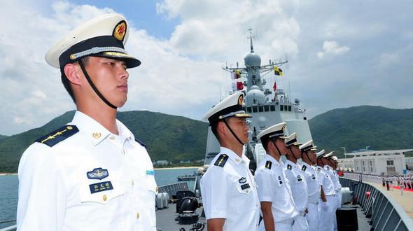 Военно-морской флот Народно-освободительной армии Китая