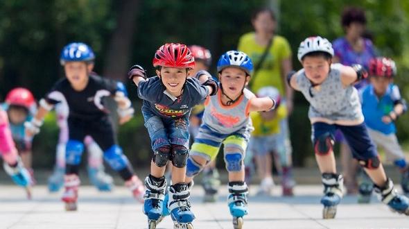 Как дети проводят летние каникулы в Китае?