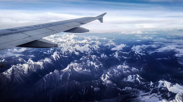 Пейзажи Цинхай-Тибетского нагорья