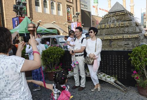 Туризм Синьцзяна снова на подъеме