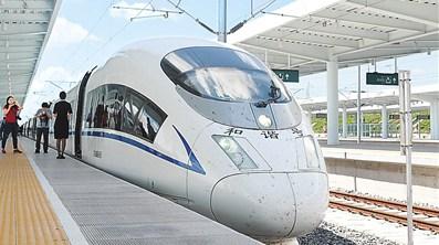 «Самая красивая высокоскоростная железная дорога Северо-Восточного Китая» скоро будет введена в эксплуатацию