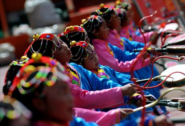 Достижения в области защиты нематериального наследия Тибета в ретроспективе