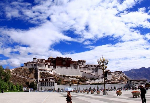 Десять больших данных, отражающих огромные перемены в Тибете за 50 лет
