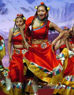 Очаровательный Тибет