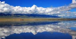 Драгоценность Цинхай-Тибетского нагорья – озеро Цинхай