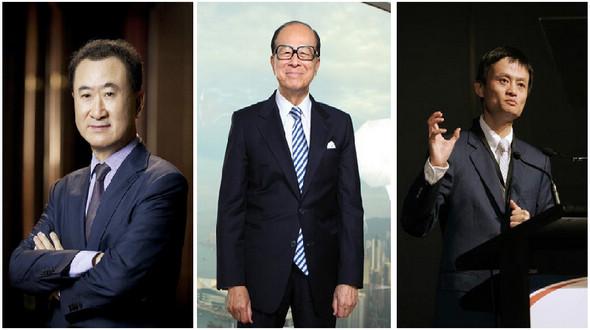 Десять самых богатых в мире китайцев на 2015 год