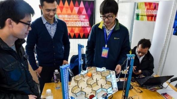 Китай переживает «бум стартапов»: за прошлый год в стране было создано 3,65 млн новых компаний