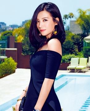Звезда Чжао Вэй в новой фотосессии