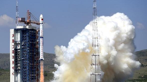 В Китае произведен успешный запуск спутника дистанционного зондирования Земли 'Яогань-27'