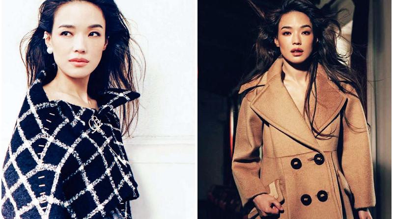 Тайваньская звезда Шу Ци в модных блокбастерах