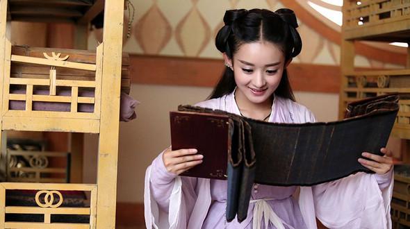 Карды из телесериала «Хуа Цяньгу» (17 фото)