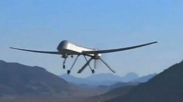 Завершилось лётное испытание китайского нового беспилотного самолета CH-5 ('Радуга-5')