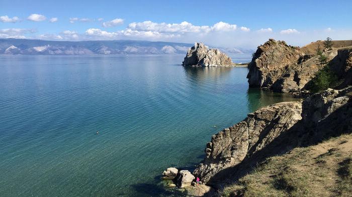 Байкал в объективе китайского туриста
