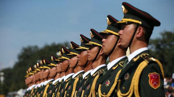 Комментарий: Китайский парад победы подчеркивает приверженность страны мирному развитию